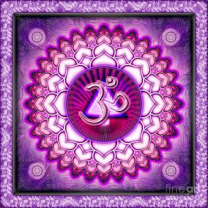 Crown Chakra Image