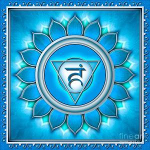 Throat Chakra Image