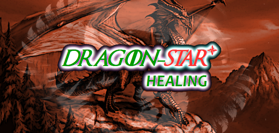 Dragon Star Healing Logo