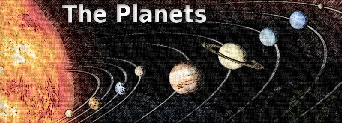 Astro_The Planets